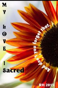 Love is Sacred